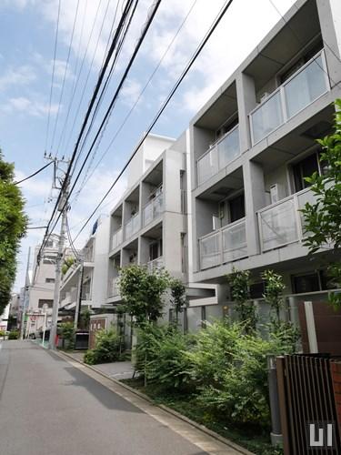 プライムアーバン目黒三田 - マンション外観