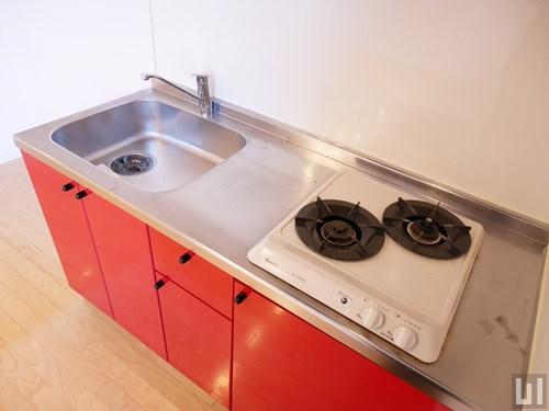 1DK 34.04㎡タイプ - キッチン