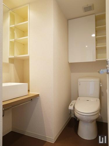 A3タイプ - 洗面台・トイレ