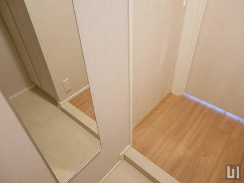 Gタイプ - 玄関・姿見鏡