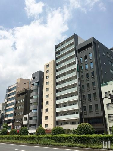 プラウドフラット錦糸町 - マンション外観