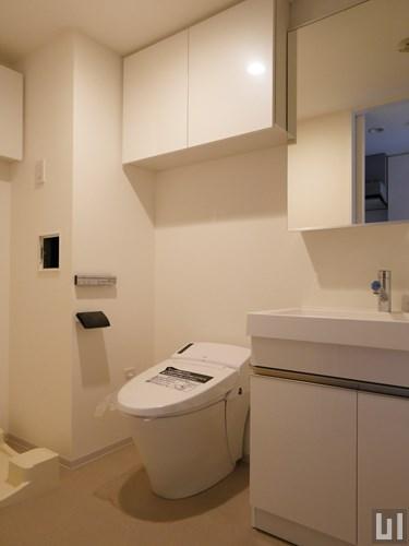 J2タイプ - 洗面室