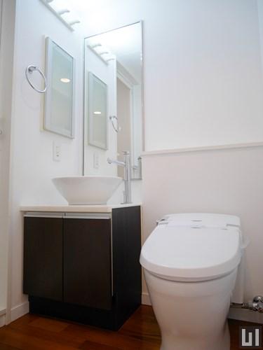 Gタイプ - 洗面台・トイレ