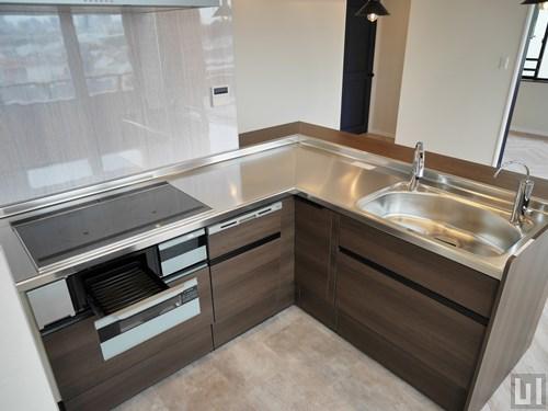 3LDK 76.60㎡タイプ - キッチン
