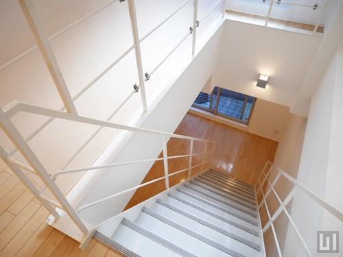 M-Kタイプ - 階段