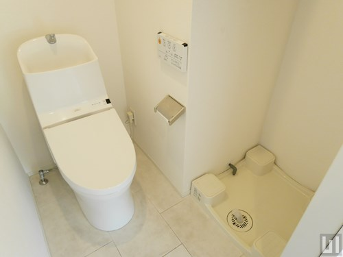 1K 27.55㎡タイプ - トイレ・洗濯機置き場