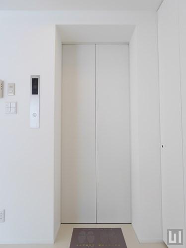 1R 35.62㎡タイプ - 玄関(エレベーター直結)