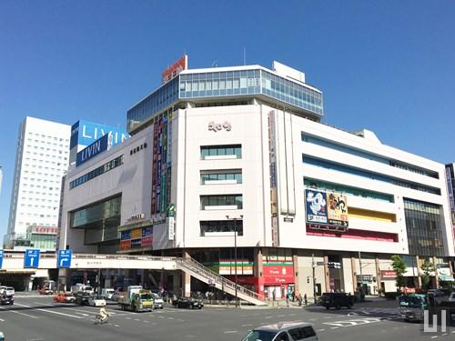 楽天地ビル(西友・リヴィン錦糸町)