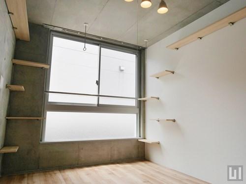 2A(ライトベージュ) - 洋室