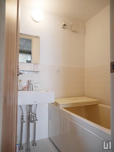 2A(ライトベージュ) - 洗面台・バスルーム