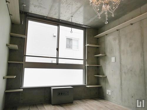 3B(ホワイトベージュ) - 洋室