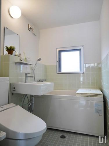 3B(ホワイトベージュ) - トイレ・洗面台・バスタブ