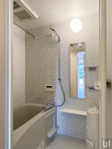 1LDK 31.13㎡タイプ - バスルーム