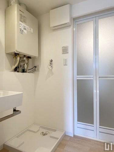 1LDK 31.13㎡タイプ - 洗面室