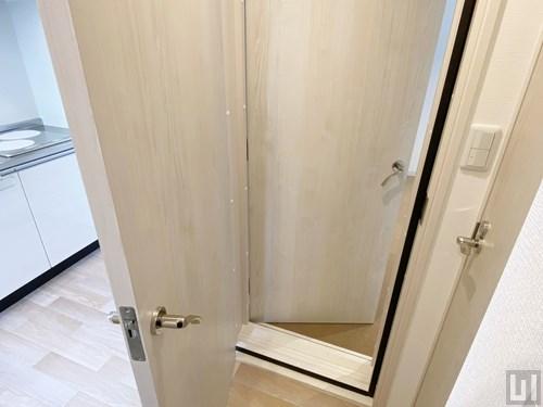 1LDK 31.13㎡タイプ - 防音室入り口ドア