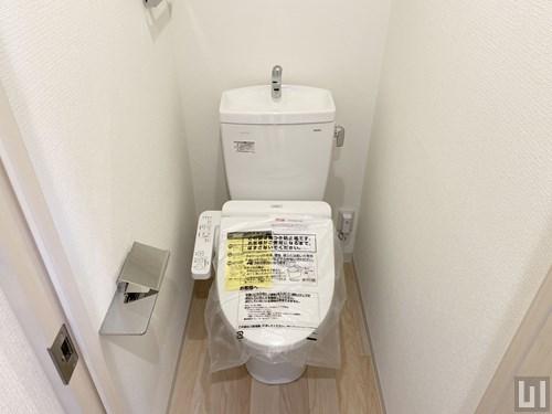 1LDK 31.13㎡タイプ - トイレ