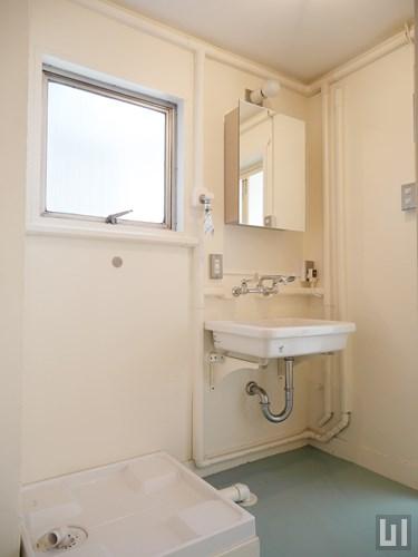 リノベーション1K 39.53㎡ - 洗面室