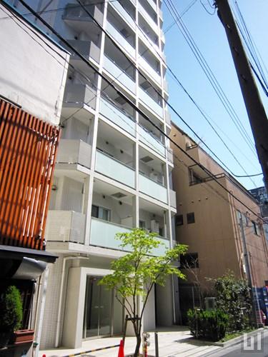 レフィール三田 - マンション外観