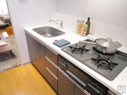 Hタイプ - 1階キッチン
