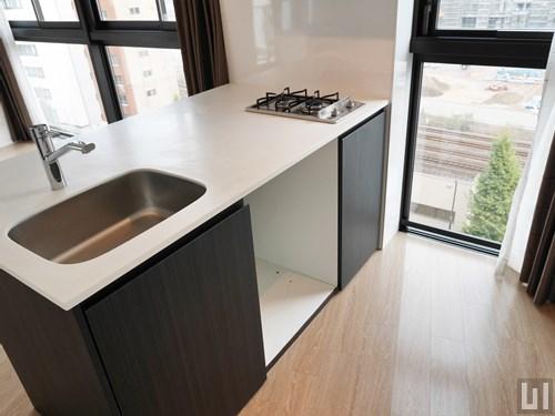 1LDK 42.64㎡タイプ - キッチン