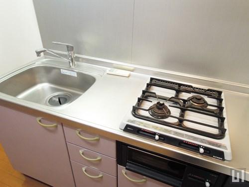 1LDK 48.2㎡タイプ - キッチン