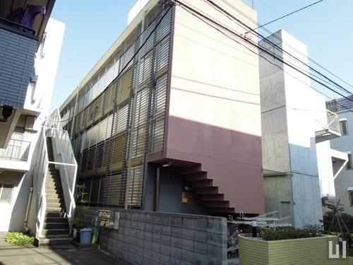 リ・モード南青山 - マンション外観