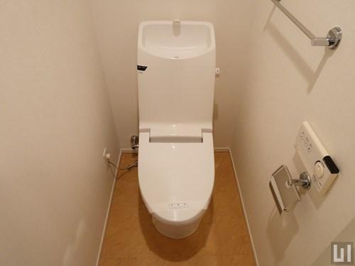 70Eタイプ - 上階・トイレ