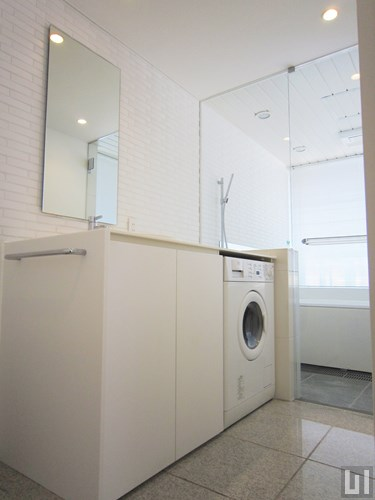 1LDK 54.96㎡タイプ - 洗面室