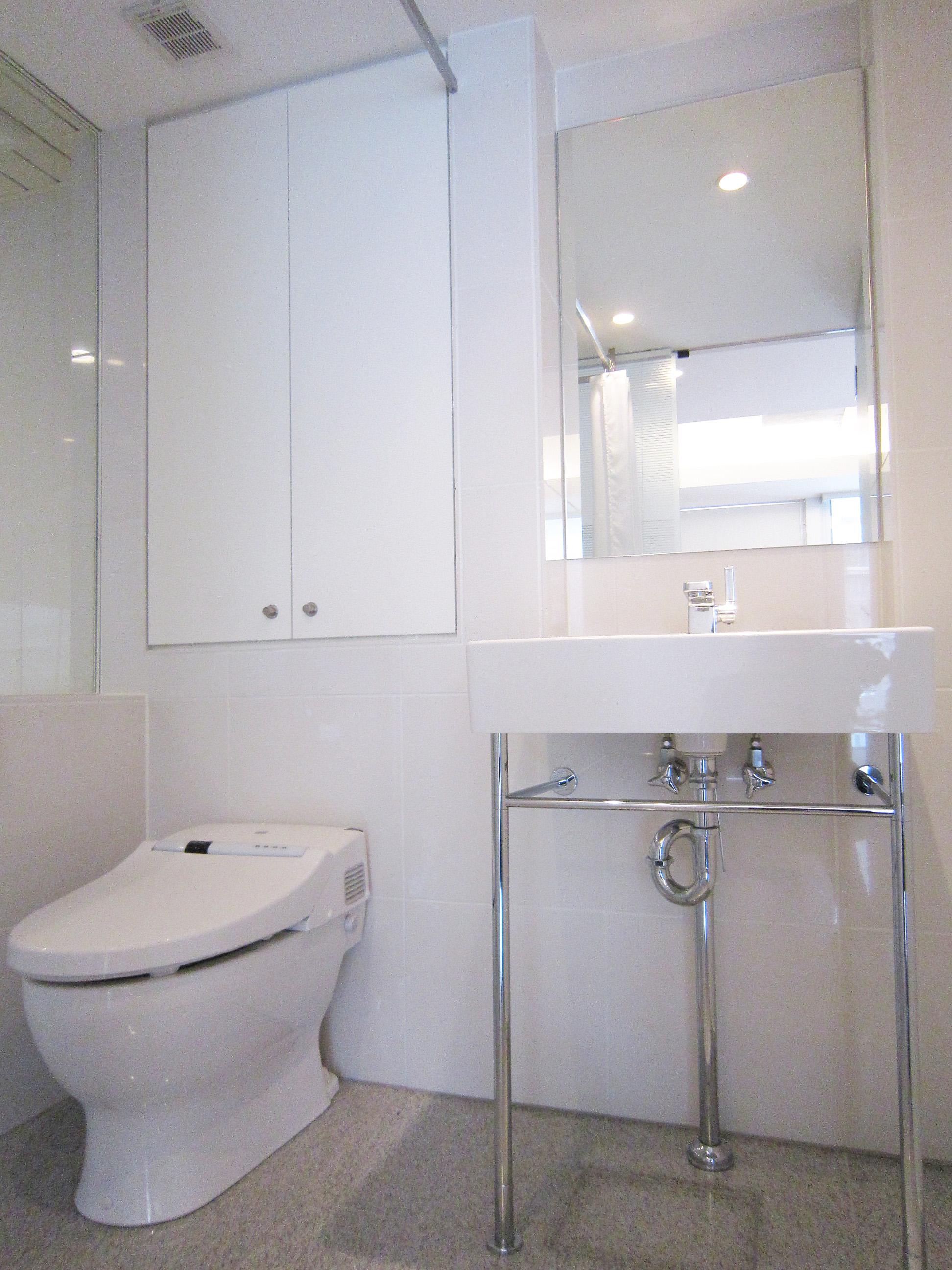 1LDK 55.55㎡タイプ - 洗面室