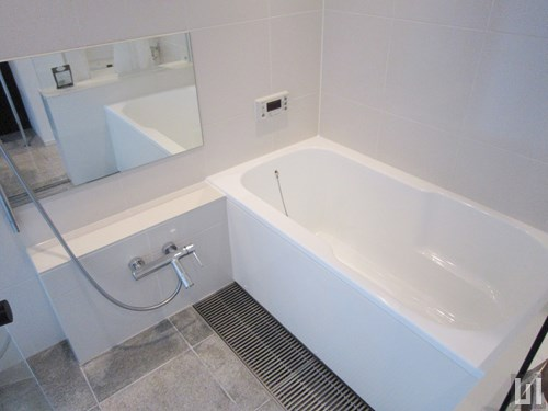 1LDK 55.55㎡(9階) - バスルーム