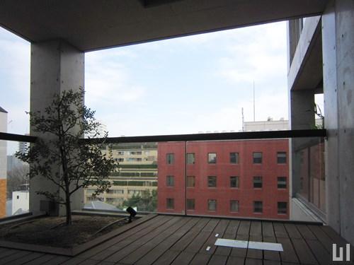 1LDK 55.55㎡(9階) - テラス