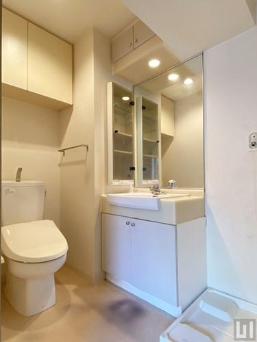 Cタイプ・通常内装 - 洗面室