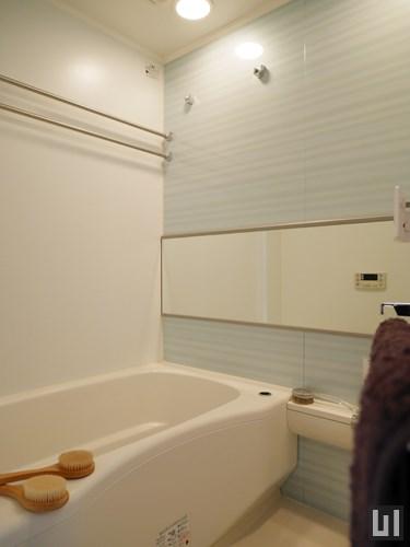 Bタイプ・モデルルーム - バスルーム