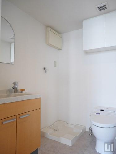 Bタイプ・モデルルーム - 洗面室