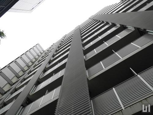 レジディア東銀座 - マンション外観