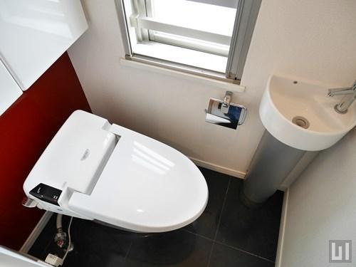 H1タイプ - トイレ