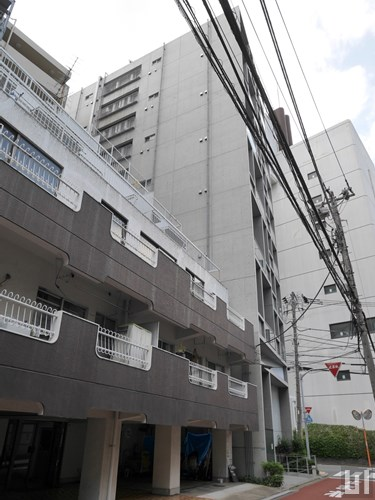 レジディア目黒Ⅲ - マンション外観