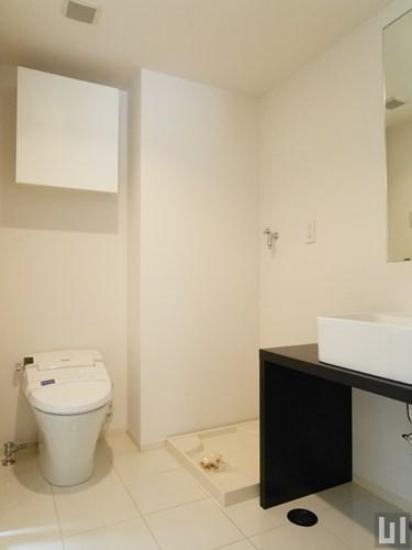 Lタイプ - 洗面室