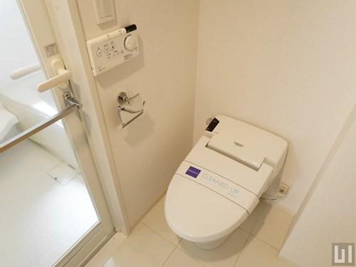 Lタイプ - トイレ