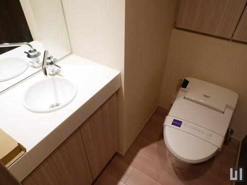 Eタイプ - トイレ