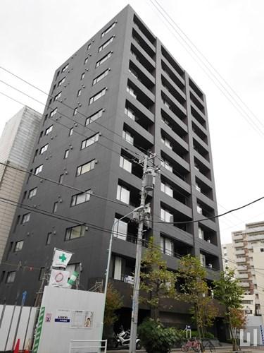 レジディア日本橋馬喰町Ⅲ - マンション外観