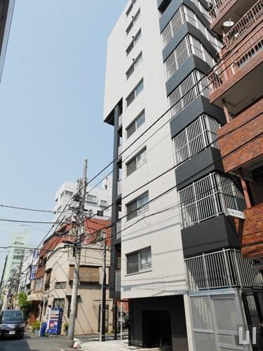 レジディア御茶ノ水Ⅱ - マンション外観