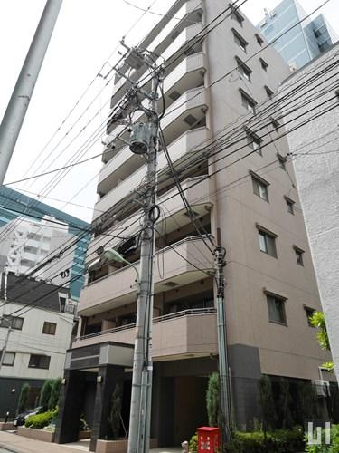 レジディア大井町Ⅱ - マンション外観