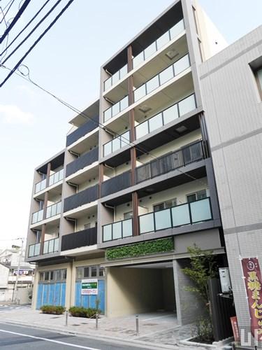 レジディア千駄木 - マンション外観