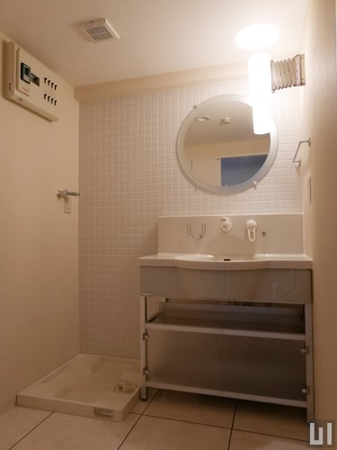 2LDK 52.37㎡ - 洗面室