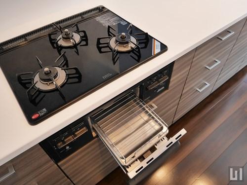 H2タイプ - キッチン