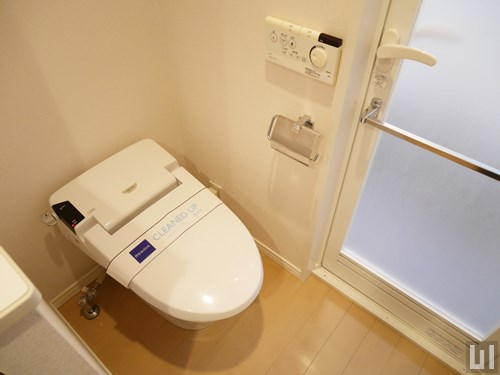B-Aタイプ - トイレ