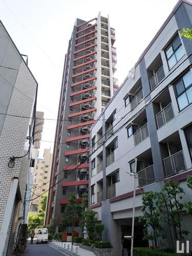 レジディアタワー中目黒 - マンション外観