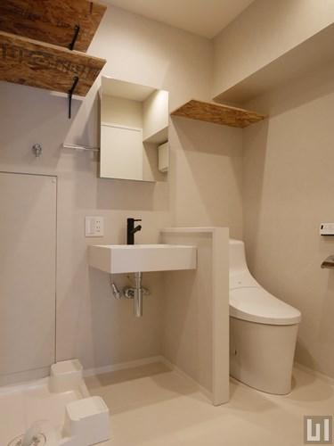 1R 33.59㎡タイプ - 洗面室