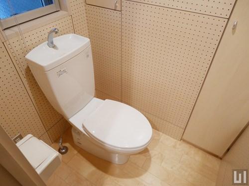 M08タイプ - トイレ